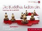 Buddhistische Gruppe Bludenz lädt ein zum Tag der offenen Tür.