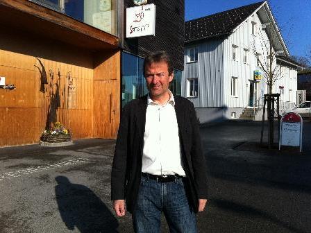 Bürgermeister Georg Moosbrugger