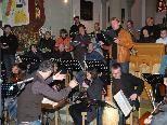 Das Ensemble bei der Generalprobe heute Samstag im Dom