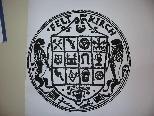 Das Siegel der Großhammerzunft Feldkirch