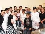 Der Kochnachmittag an der FW Dornbirn war für alle Beteiligten eine große Bereicherung.