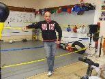 Der neue Boxclub-Obmann Karl-Heinz Furlan.
