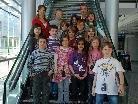Die 4a Klasse der VS Dornbirn Oberdorf besuchte das Vorarlberger Medienhaus.