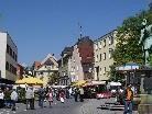 Die Bludenzer Innenstadt wird zum am zweiten Wochenende im Mai zum Marktzentrum.