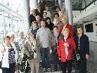 Die Dornbirner Senioren besuchten das Medienhaus in Schwarzach.