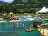 Die Montafoner Bäder rückten im Vorjahr zusammen. Bild: Alpenbad im Aktivpark Montafon Schruns-Tschagguns.