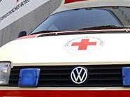 Die Rettung brachte die Verletzte ins Spital.