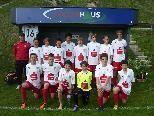 Die U14 des FC Dornbirn spielt bisher eine sensationelle Frühlingsmeisterschaft.