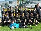 Die Unter-13-Mannschaft RW Rankweil wurde in Deutschland Siebenter.