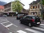 Die Verkehrssituation in der Marktstraße ist für Erich Pongratz eine Zumutung für alle Bewohner und Geschäftsleute.