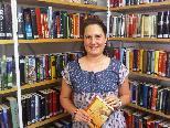 Elisabeth Sinz ist die neue Büchereileiterin.