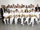 Erfolgreiche AbsolventInnen der Gesundheits- und Krankenpflegeschule