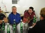 Eugen Kellner und Lukas Mähr beim HiPos Ausbildertreffen