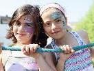 Ezgi und Melisa hatten viel Spaß