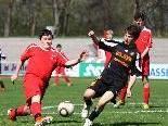 FC Mohren Dornbirn U-15-Team verlor zu Hause gegen Satteins.