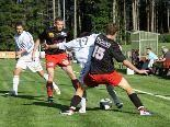 FC Nenzing holt beim 2:2-Remis in Feldkirch einen Punkt.