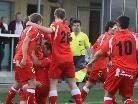 FC Thüringen steht nach dem 3:1-Sieg in Brederis im Halbfinale des VFV-Cup.
