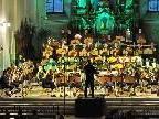 Frühjahrskonzert der Bürgermusik Höchst in der Pfarrkirche.