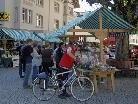 Frühjahrsmarkt am Schrunser Kirchplatz
