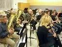 Für das Kirchenkonzert am Sonntag, 10. April, probt der MV Kennelbach intensiv.
