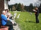 In Oberbildstein bereitet sich der MV Concordia intensiv auf das Frühjahreskonzert vor.