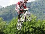 In der Bludenzer BMX-School wird diese rassige Sportart erlernt.