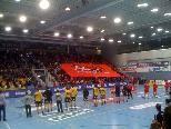 In der Sporthalle am See finden nicht nur tolle Handballspiele statt, hier wird im Mai die Sportlerehrung durchgeführt.