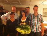 Jan und Marion sind gern gesehene Gäste im Gasthaus Adler in Doren.