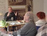 Leonhard Paulmichl leitet das Literaturforum Generation 55plus.