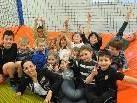 Neben einer hervorragenden Fußballausbildung erlebt der Austria Lustenau Nachwuchs auch sehr viel Spaß beim Sport.
