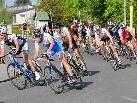 Radrennen in Hard