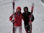 Rainer Seeberger und Othmar Vonbank