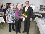 Rosmarie Kirschner, Agnes Köchle, Erich De Gasperi