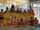 Schwimmspaß der Volksschule Bings im VAL BLU.