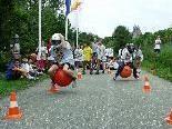 Spiel und Sport beim Feriencamp in Baden.
