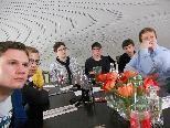 Stammtisch: iuventa meets Bundespolitik