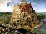 Turmbau Babel, Pieter Brueghel der Ältere