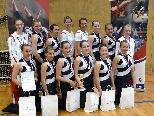 Turnsportzentrum Dornbirn - Team Juniorinnen mit Trainerinnen