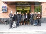 Vorderwälder Bürgermeister auf Bildungsfahrt in Innsbruck