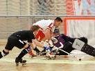 Zwei Niederlagen erlitt RHC Dornbirn gegen Schweizer Klubs.