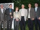 vlnr: Wolfgang Türtscher, Stefan Fischnaller, Gabriela Dür, Albert Skala, Michael Rauth, Rainer Gögele