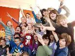 10 Jahre Nachtlauf zu Gunsten der freien Montessorischule in Altach am 28. auf 29. Mai im Dornbirner Messegelände
