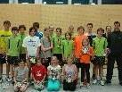 Alle Teilnehmer der diesjährigen Jugend-Vereinsmeisterschaft