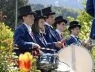Am Tag der Blasmusik hatte die Harmoniemusik Vandans ein volles Programm.