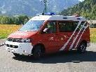 Am kommenden Sonntag wird das neue Feuerwehrauto der Ortsfeuerwehr Gantschier kirchlich geweiht.