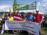 Anti-AKW-Großkundgebung mit Bregenzer Beteiligung