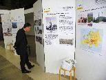 Anti-Atom-Ausstellung im Foyer