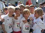 Auch die jüngsten Teilnehmer beim 15. Dornbirner Sparkasse Stadtlauf bewiesen Ausdauer und Ehrgeiz.