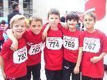 Auch heuer werden wieder viele junge Nachwuchsläufer beim Dornbirner Sparkasse Stadtlauf an den Start gehen.