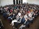 Auf großes Interesse stieß die Pflegedienstleitung des LKH Feldkirch beim Ländlepflegetag 2011